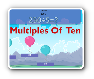 multiples of ten division game thumbnail