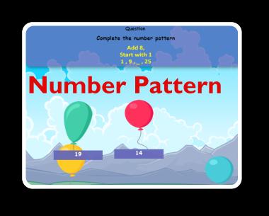 number pattern game thumbnail