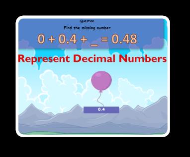 decimal number game thumbnail