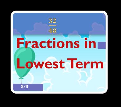 simplifying fraction game thumbnail