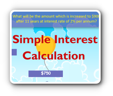 simple interest game thumbnail