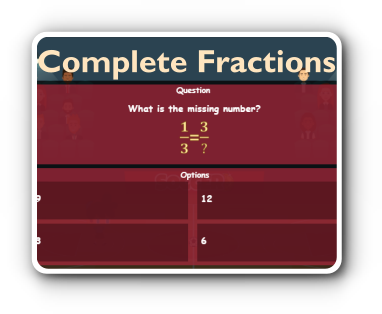 equivalent fraction game thumbnail