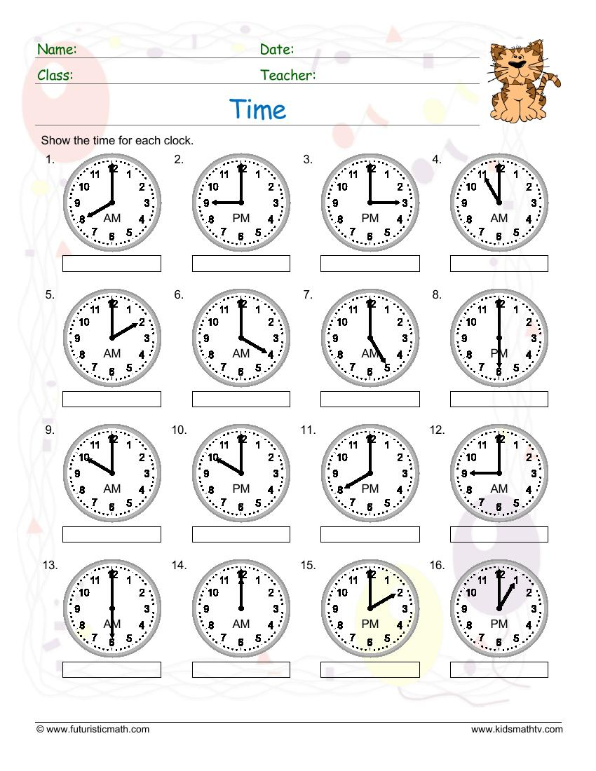 Time 60 Minutes Past