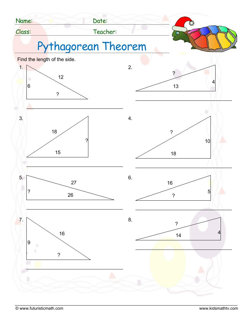Pythagorean Theorem 2