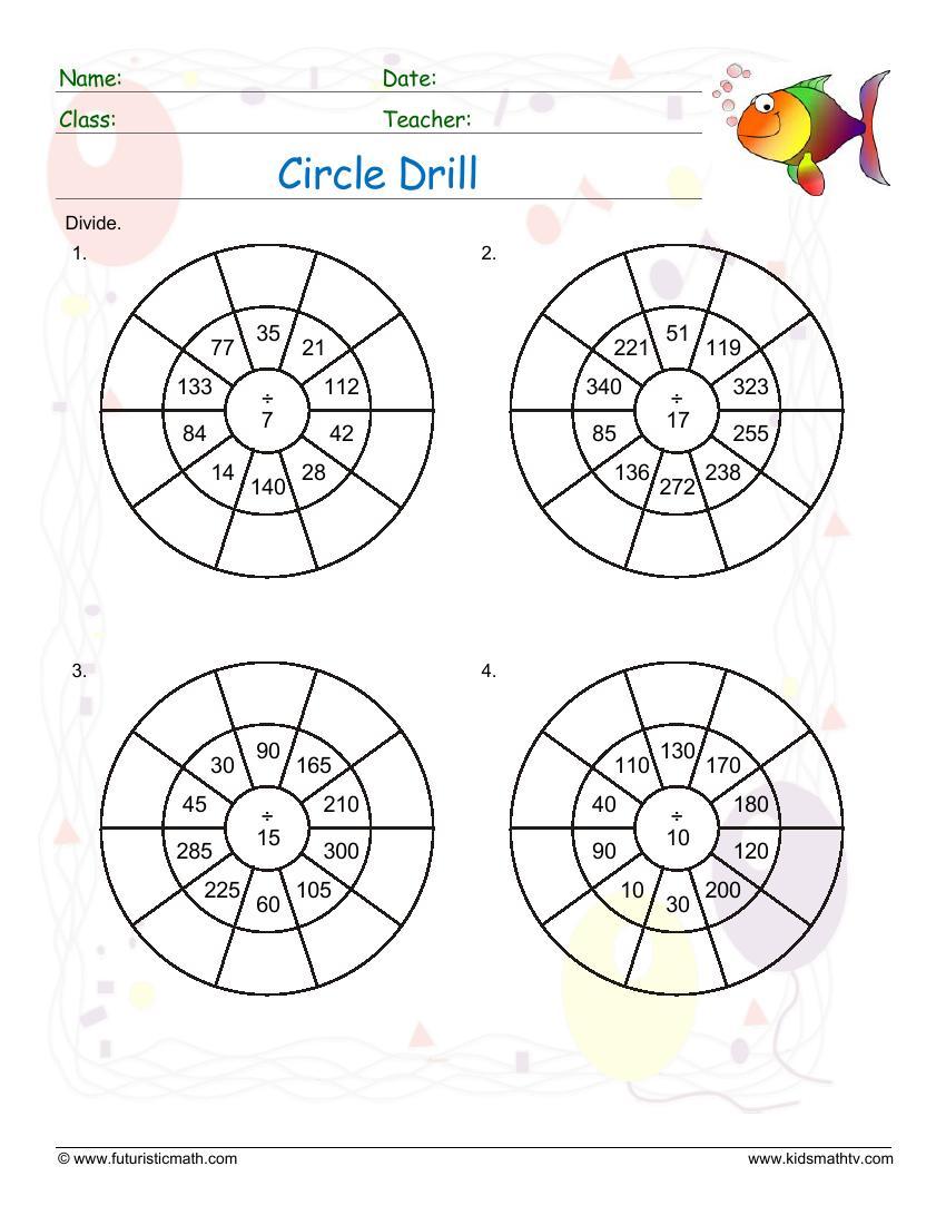 Circle Drill Division