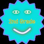 2nd grade icon